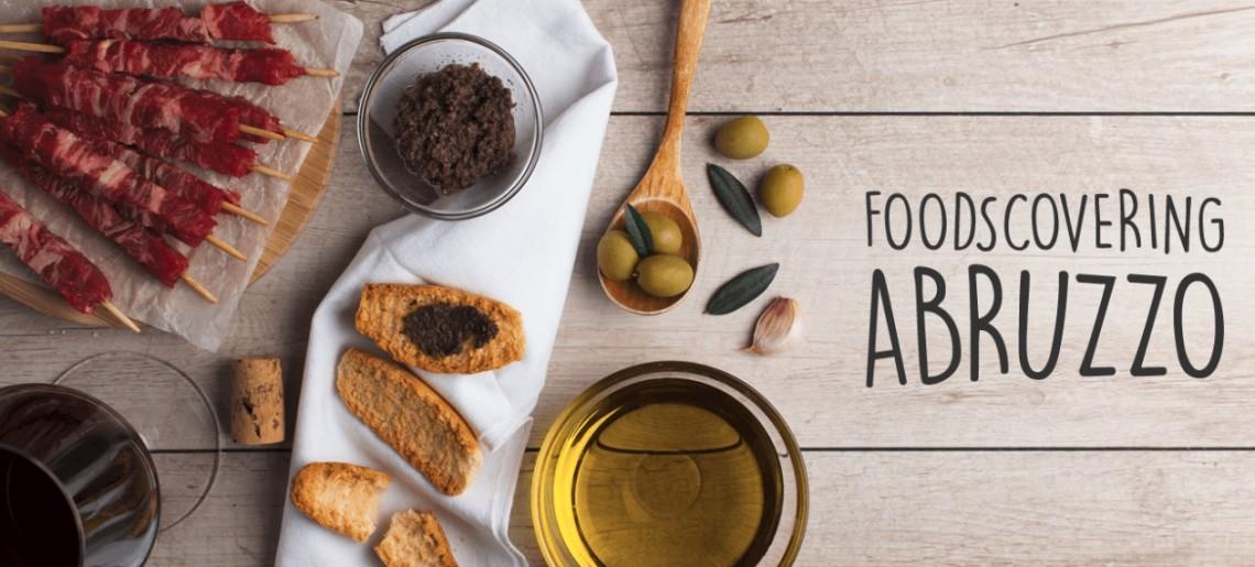 Foodscovery: per acquistare on line le eccellenze made in Abruzzo
