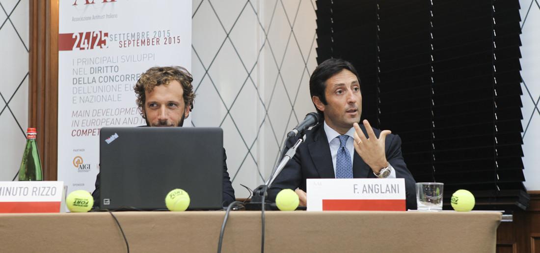 Francesco Anglani: le frontiere del diritto antitrust tra lusso ed e-commerce